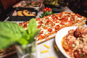 Catering Image Pizza